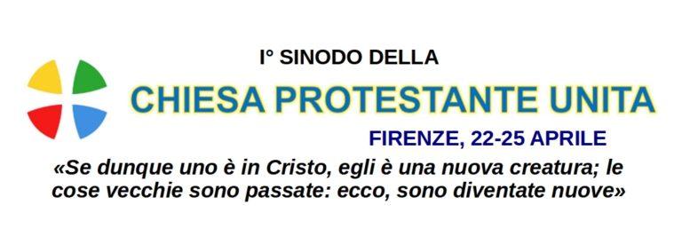 I SINODO DELLA CHIESA PROTESTANTE UNITA