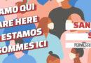 LA CHIESA PROTESTANTE UNITA ADERISCE ALLA CAMPAGNA «SIAMO QUI. SANATORIA SUBITO»